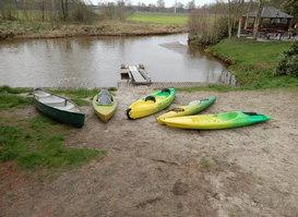 Kempen Kayaks - Traject